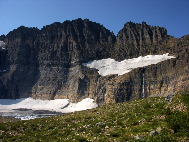 Grinnell Glacier Montana