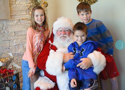 Santa Pictures-McBrayer Realty