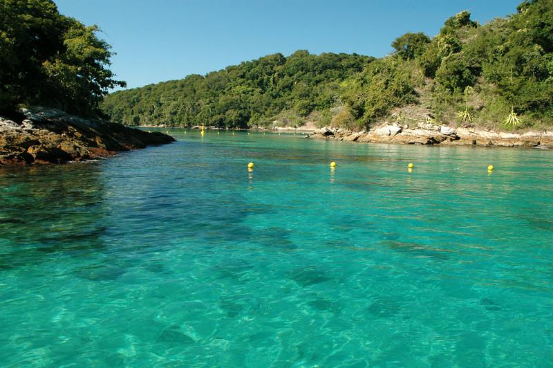 Blue Lagoon, Angra dos Reis, Ilha Grande