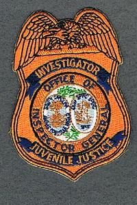 South Carolina Dept of Juvenile Justice