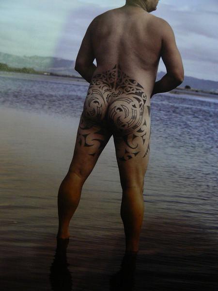 Maori Tatoo styles
