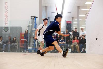 2011-02-25 Gabriel Parra (Northwestern) and Jeremy Wong (Conn College)