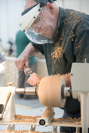 Woodturning II: The Next Level with  Lacer [2017]