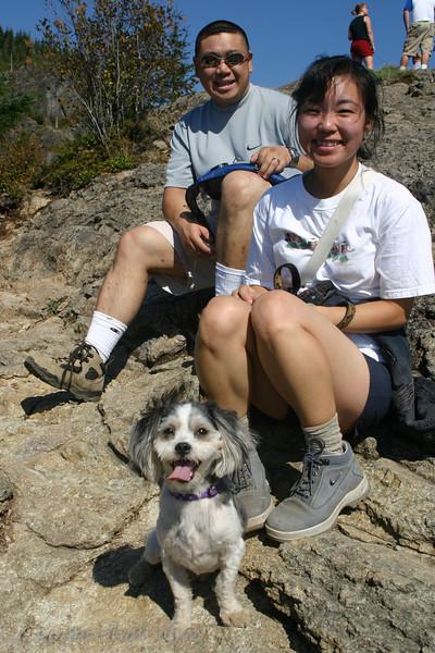 rattlesnake mountain september 2006