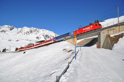 Switzerland: Andermatt. Sunday 17th February 2019 & Monday 18th February 2019