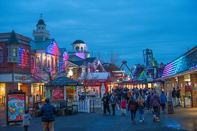 Winter Six Flags 2019