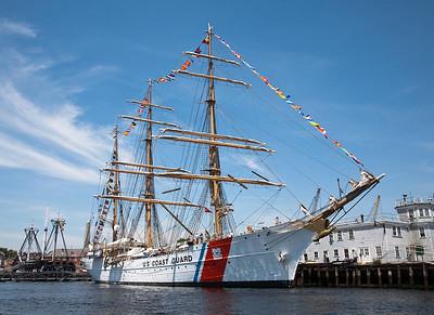 Tall Ships, July 2009