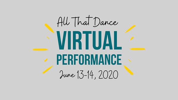 2020 All That Dance June Performances