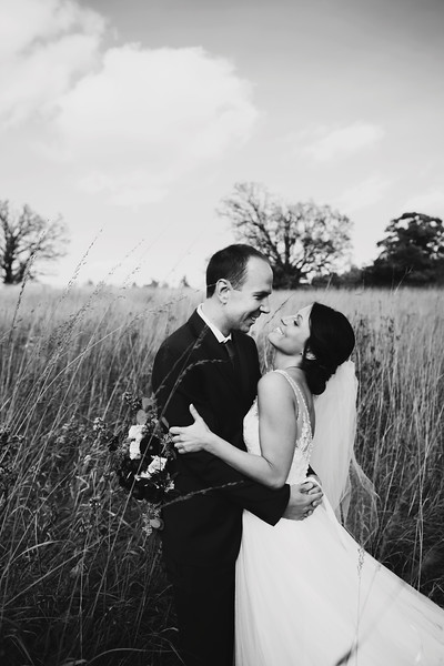 b. first look and couple portraits