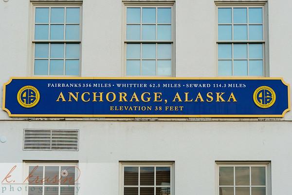 Post-Cruise: Anchorage to Denali
