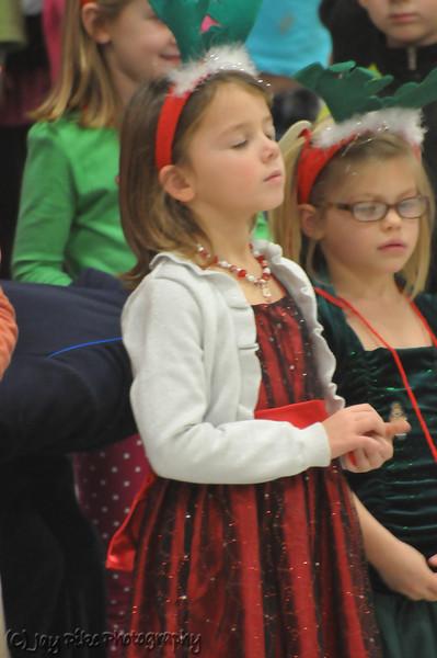 December 21, 2012 - Holiday Program