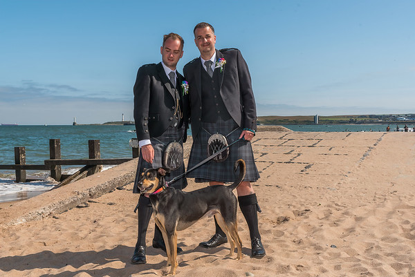 Jack & Simon - Beach Ballroom Aberdeen