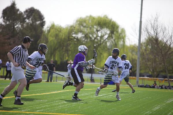 Chiefs v Petaluma