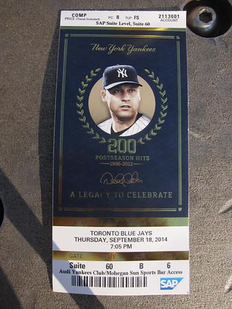 20140920 Yankee Baseball