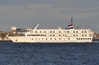 Passenger (Non Cruise)