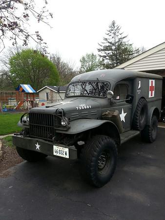 1941 Dodge WC54