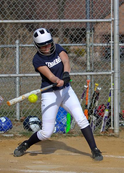 Lenape Valley Regional JV Softball