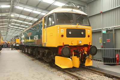 Crewe Diesel Depot Open Day