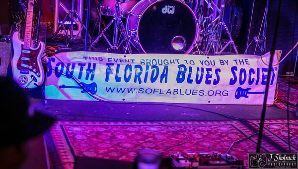 South Florida Blues Society Guitar Showcase 1 5/20/18