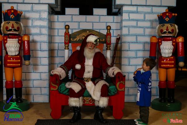 2014 Galaxy Santa Tuesday
