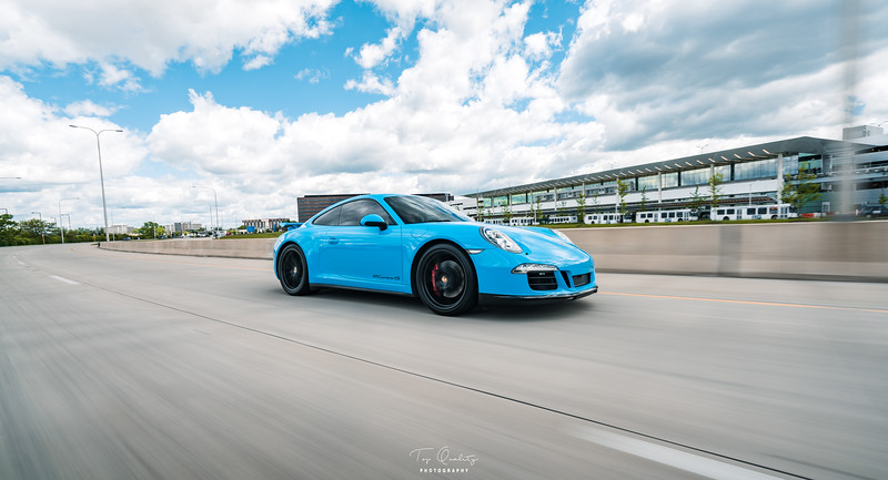 991.1 Porsche Carrera 4s