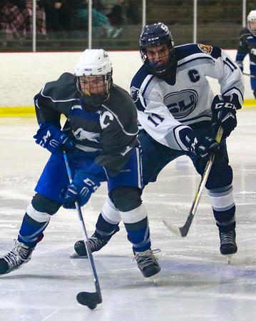 OP Lakeland at South Lyon Unified Hockey