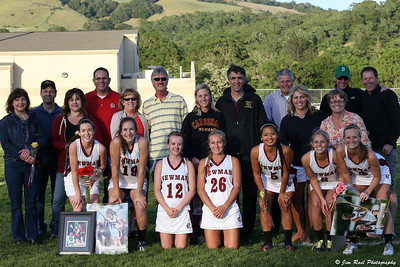Women's LAX Senior Night