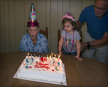 Mama's Birthday 2016