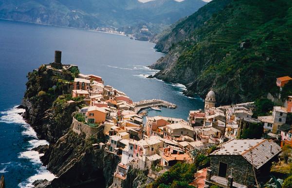 Cinque-Terre Italy 1987