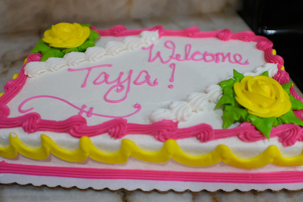 Taya Rose Baby Shower~1/11/19
