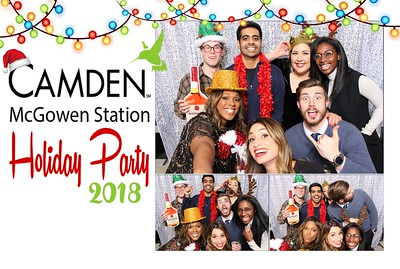 Camden Holiday Party
