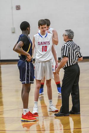 Fraser  Ramblers Vs St. Clair Freshman Saints