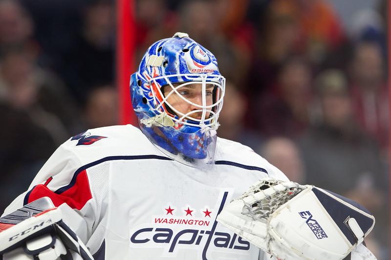 NHL 2018: Capitals vs Senators  DEC 22