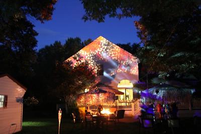 DJ - Scott & Michelle's Luau House Party