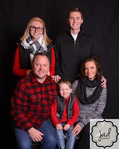Vizenor Family December 2016