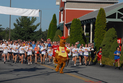 Tanger Outlet 5k 2010