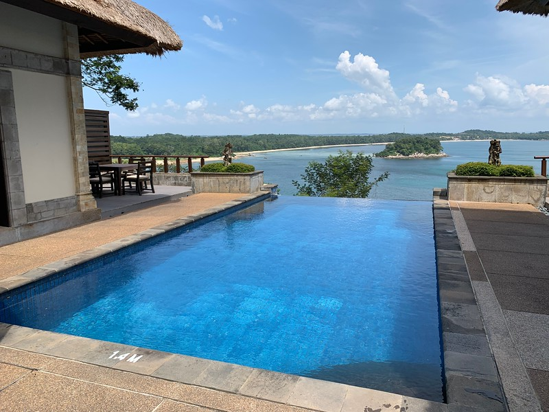 Banyan Tree Bintan Oceanview Infinity Pool Villa Two Bedroom