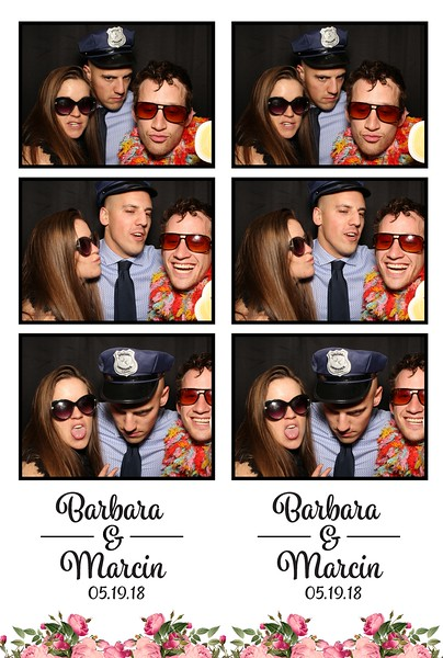 Barbara & Marcin's Wedding (05/19/18)