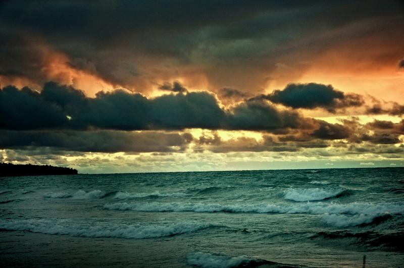 Mackinac Island  sunset   - Copy.jpg