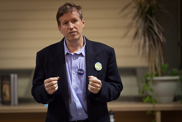 Candidate Forum, Oct. 2009