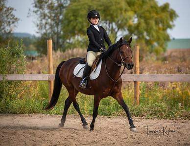 Mylene Savoie - Pony power