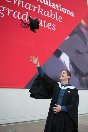 Adams Graduation
