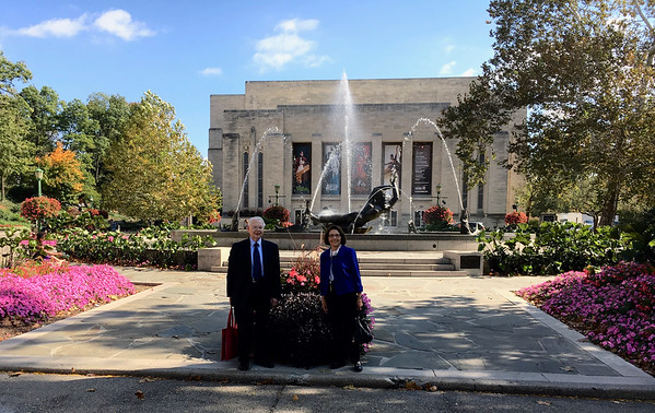 Indiana U. visit. Oct.2016