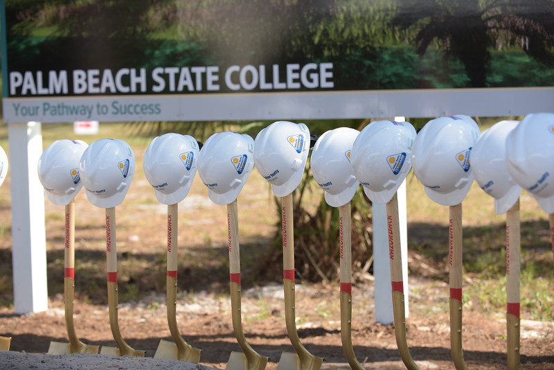 Palm Beach State College Loxahatchee Groves Campus groundbreaking