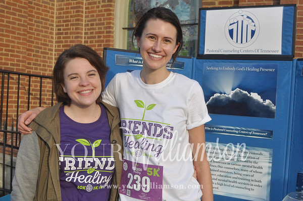Friends for Healing 5k & 10k