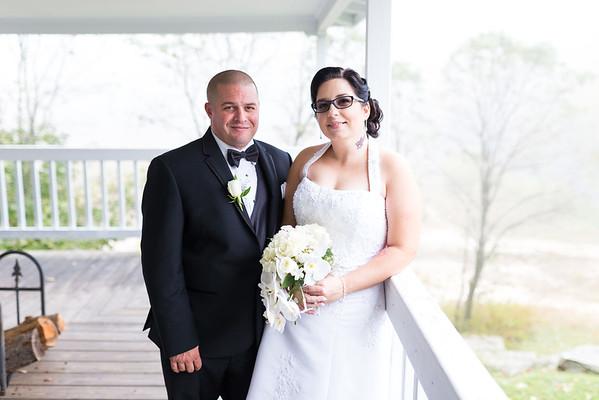 Ellen & Vic @ Mountain Lake Lodge, Pembroke, Virginia