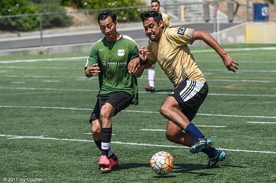 Pumitas FC vs Rancho Santa Fe 4-9-2017