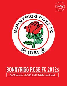bonnyrigg rose fc 2012s