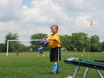 2006 Allison Plays Soccer
