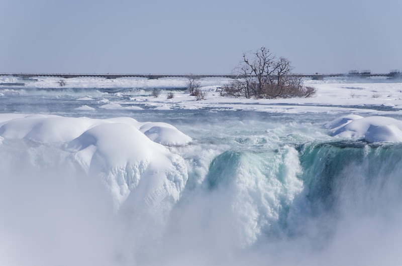 Quick day trip to Niagara Fall in late Feb 2015.  It has been a record cold Feb so there was lots of ice around.